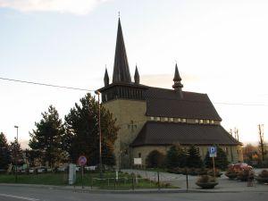 Kościół parafialny w Nowym Sączu - Zawadzie